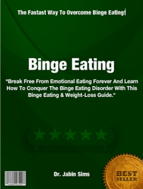 Product picture Binge Eating: Break Free From Emotional Eating...